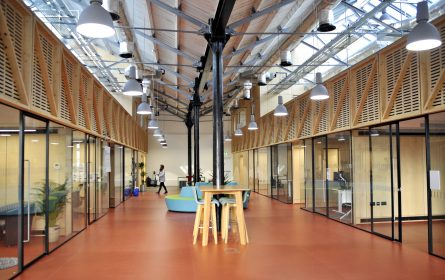 Workshed - Swindon's new workspace